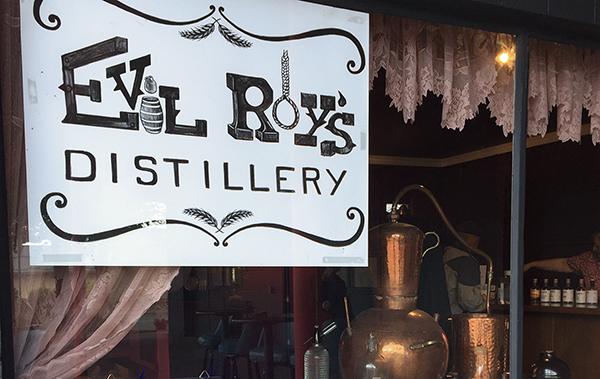 Evil Roy's Elixirs Distillery