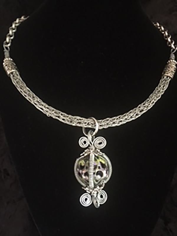 Necklace by Hope Jacobus