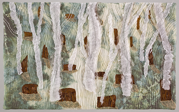 """Ghost Trees"" by Judy Warner"