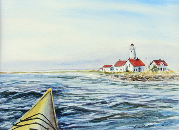 """Kayak Trip"" by Priscilla Patterson"