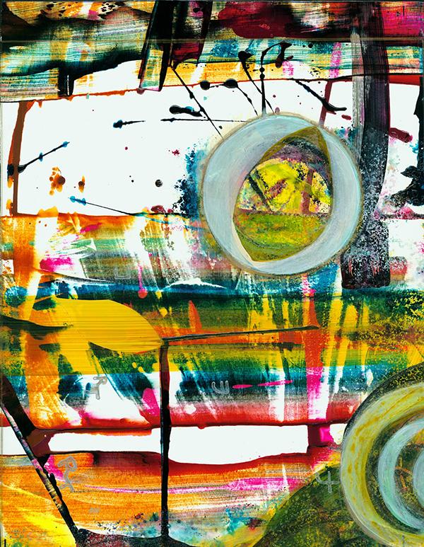 """Light thru July"" by Ryoko Toyama"