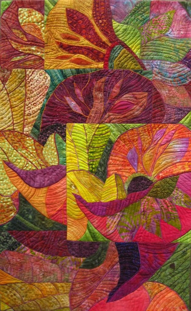 """""""Hawaiian Fractal"""" by Liisa Fagerlund"""