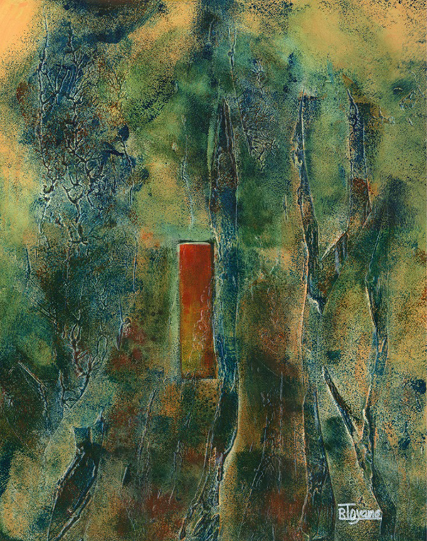 """My Tree House 3"" by Ryoko Toyama"
