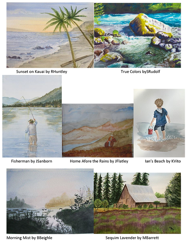 North Olympic Watercolorists