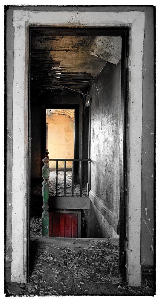 """""""Portals"""" by Karen Rozbicki Stringer"""