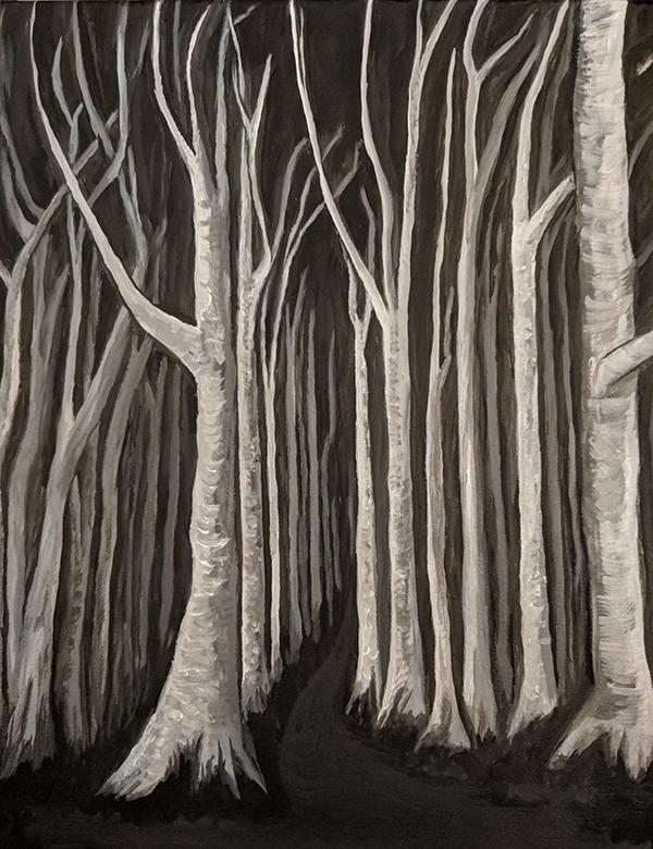 Rachel Knapp Painting