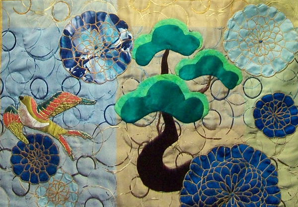 Fiber Art by Rae Powell-Walz