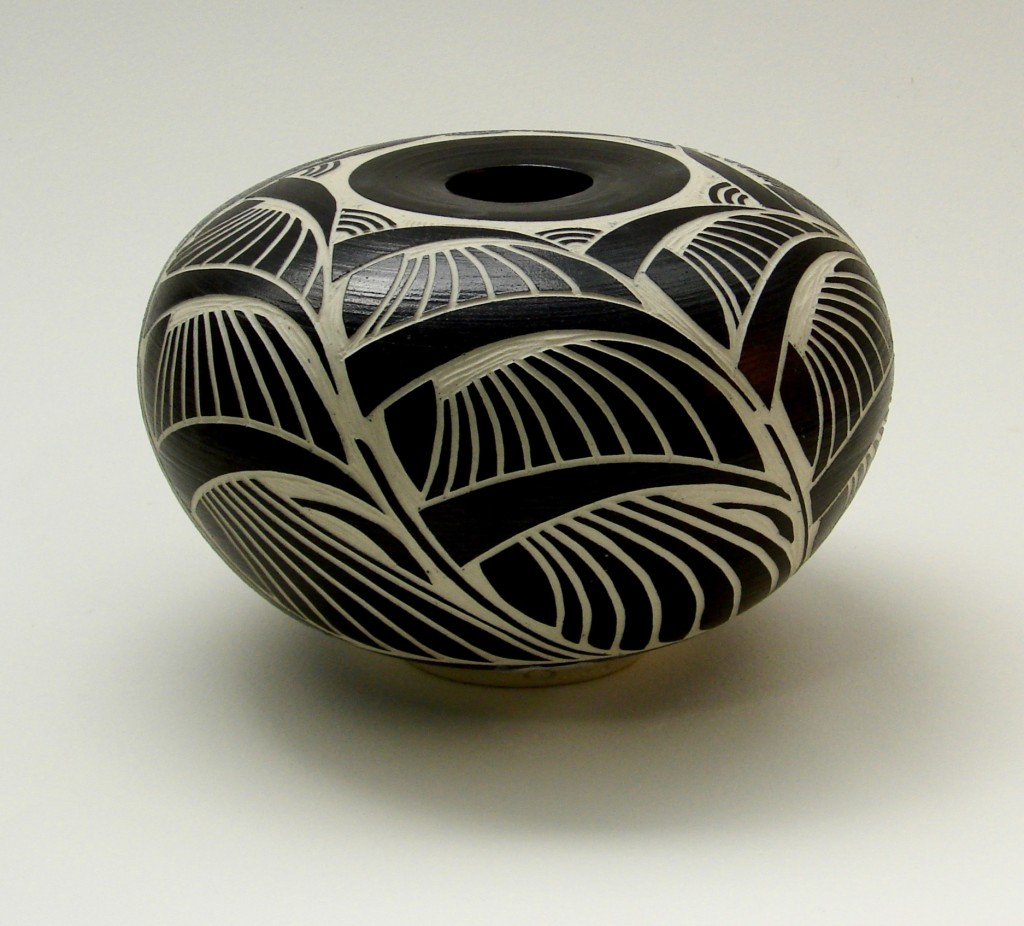 """Seed Pot"" by Linda Collins Chapman"