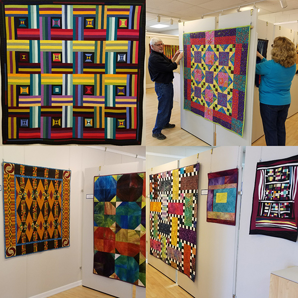 Stan Green Quilt Exhibit