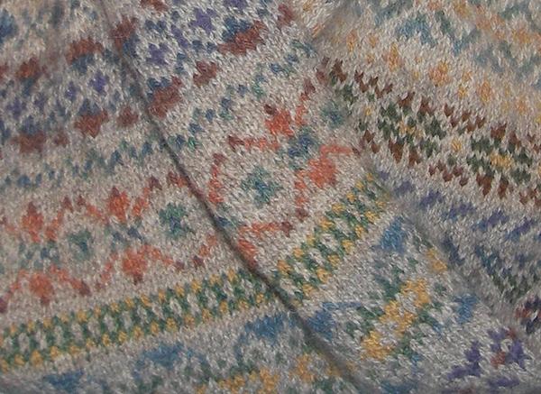 """""""Shetland Cowl"""" by Susan Kroll"""