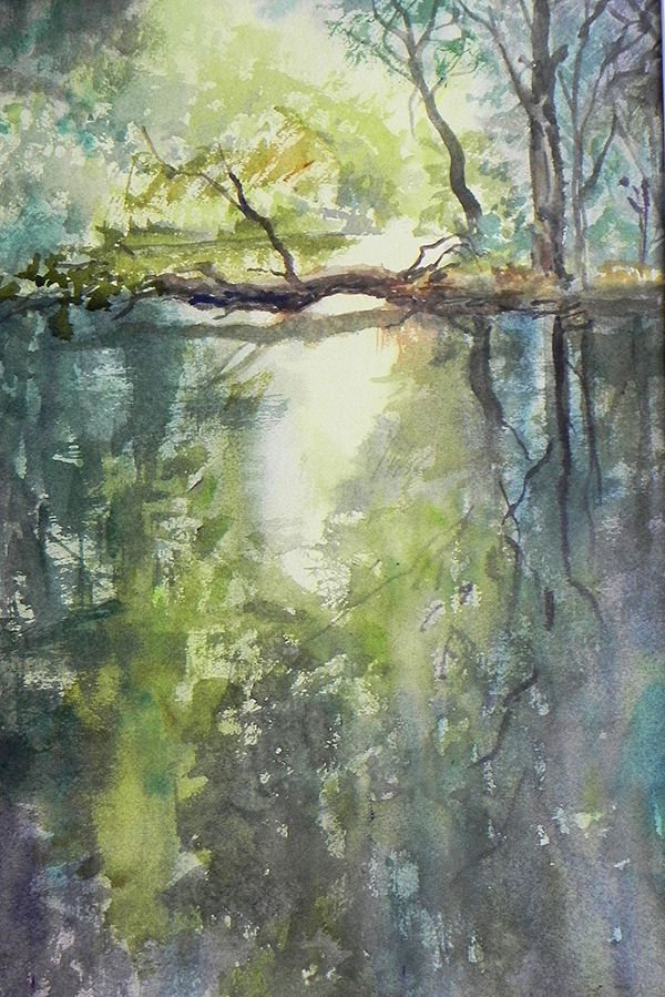"""Tranquility"" by Carol Janda"