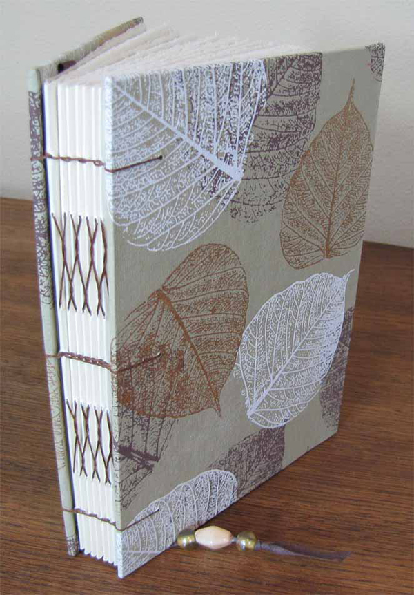 """Leaves Journal"" by Jean Wyatt"