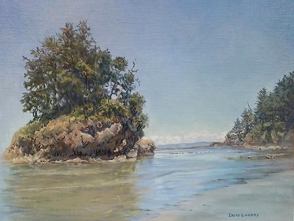 """Salt Creek"" by Irene Loghry"