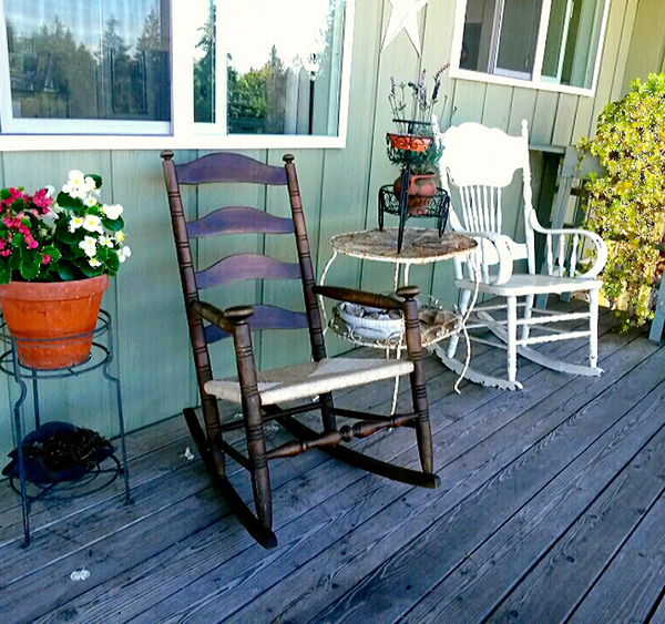 Two Night Stay at the Seaview Vacation Rental from Cedarbrook Lavender and Herb Farm