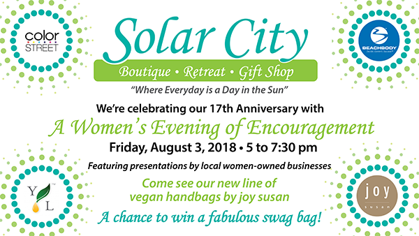 Solar City 17th Anniversary
