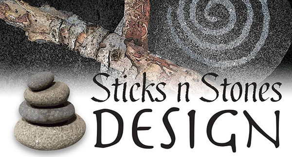 """Sticks and Stones"" exhibition by Diane Fatzinger"