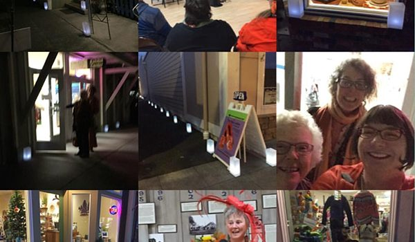Thank you for helping us celebrate 10 years of the Sequim Art Walk!